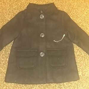 Old Navy peacoat 18 24 months